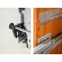 FDS Duplafalú fém fiókoldal stabilizátor 500mm