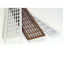 Négyszög alakú rács 100x800mm Alumínium10014210230 - 00014210230