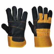 A200 - Bútorbőr kesztyű - Sárga