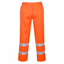 E041 - Jól láthatósági nadrág - Narancs