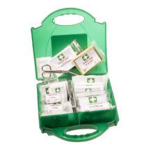 FA10 - PW elsősegély doboz 10 fő részére - Zöld