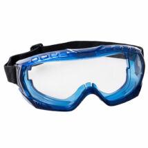 PW25 - Ultra Vista védőszemüveg szellőzőnyílások nélkül - Víztiszta