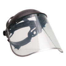 PW96 - Plus arcvédő - víztiszta