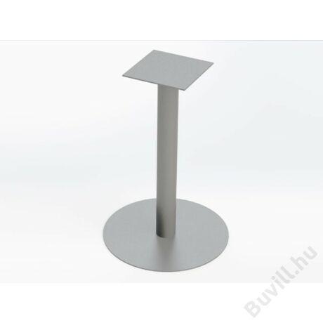 FM01 Kör talpas Bisztró asztalláb 720mm RAL9006 szürke10001521500 - 00001521500