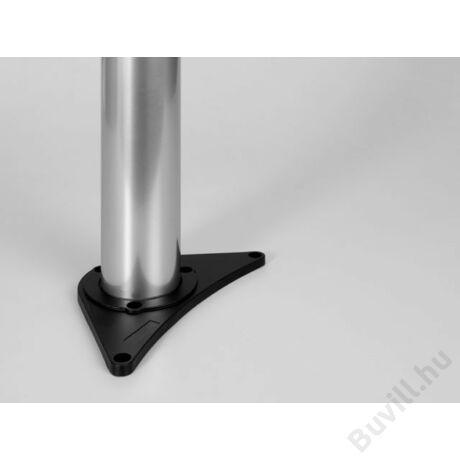33112 Asztalláb 710x60mm Alumínium 10001540120