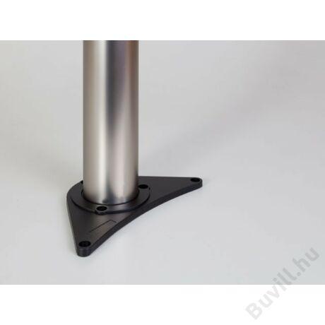 33112 Asztalláb 870x60mm Gyöngy nikkel 10001542110