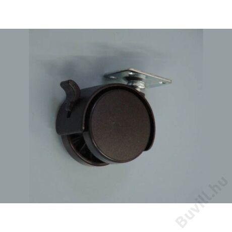 9613 Fékezős talpas 50mm  40kg10002300500 - 00002300500