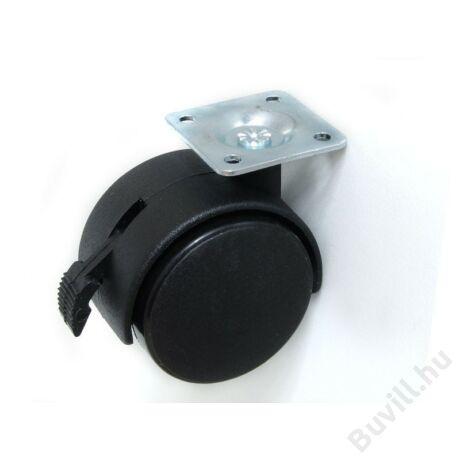 06107 Fékezős talpas 40mm 25kg10002301210 - 00002301210