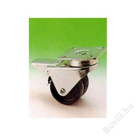 031/N  Fékezős talpas 50mm  60kg10002305020 - 00002305020