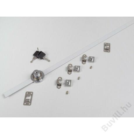 FL-CDS-01 Központi fiókzár oldalról 500mm 10003220010