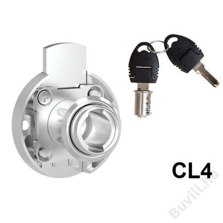 708-CL4 Kisfiókzár balos Ø39,5mm 10003230110