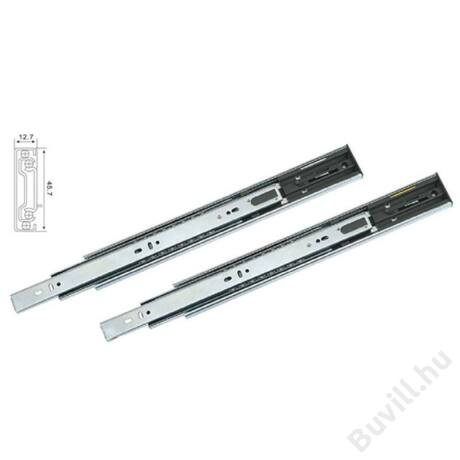 45SC Önbehúzós fióksín 500mm 10006612740