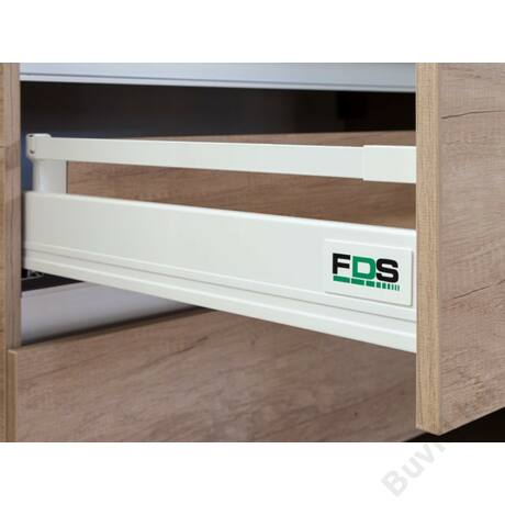 FDS-DF-OR Oldalmagasító rúd 400mm fehér10006632175 - 00006632175