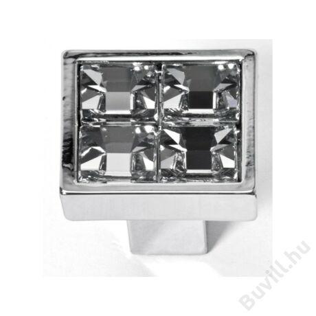 552.025.KR02 Swarovski kristály-Króm 10007552040