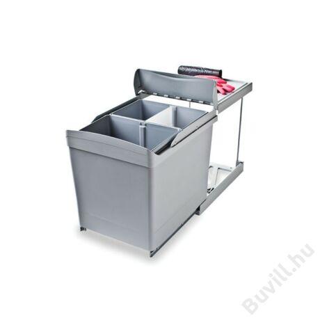 ART 538 Szelektív hulladékgyűjtő Antracit10010000750 - 00010000750