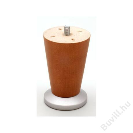 3546-94 Állítható láb H94 mm Olasz alma-Alumínium10014105011 - 00014105011