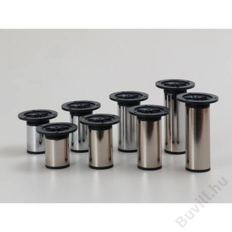 19527 Állítható láb D:50X150mm Nikkel10014110331 - 00014110331